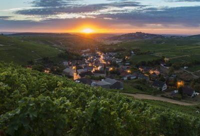 Henri Bourgeois Vignoble Chavignol Sancerre -nuit Terroir Evasion