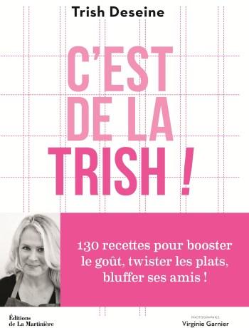 Livre-Cest-de-la-Trish-Edition-de-la-Martinière