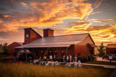 Whiskey Maison Smooth Ambler Sunset