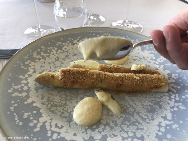 Beurre de Charentes Poitou - Chef Ivan Gotfredsen - Domaine du Chatelard, (Charente)