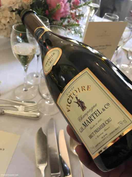 Champagne G.H Martel & Cie - Cuvée Victoire
