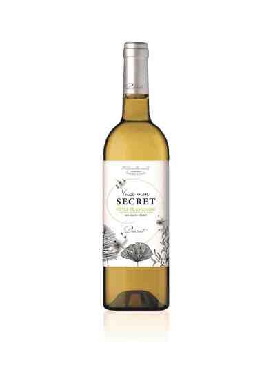 Vins blancs _Plaimont Producteurs_Voici mon secret_2018