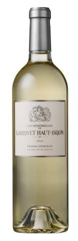 Chateau Larivet Haut Brion Demoiselles blanc