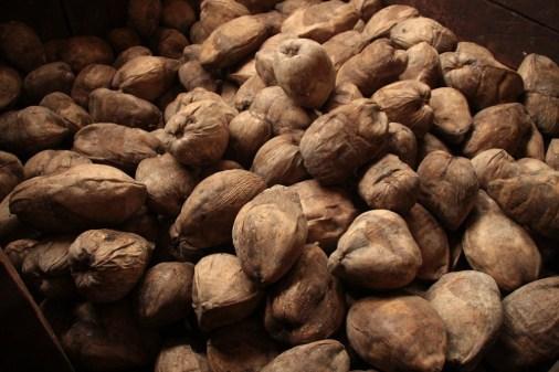 Houmous patate douce - huile Noix de Coco Sao Tome Emile Noël