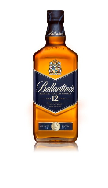 Ballantine's scotch whisky Ecossais 12ans