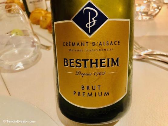 Bestheim à Bennwirh - Crémant Brut Premium