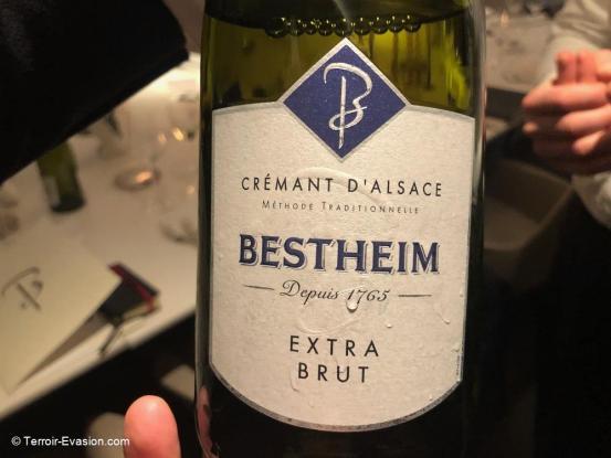 Bestheim à Bennwihr - Crémant Extra Brut
