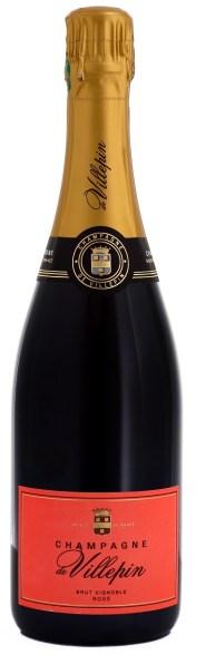 Champagne de Villepin - Brut vignoble Rosé