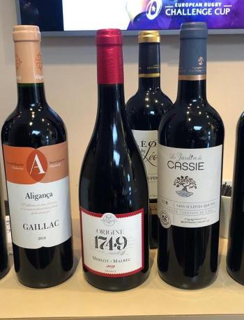 Maison Bertrand Ravache Bordeaux - Gamme des vins