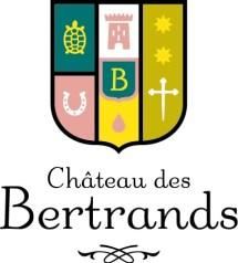 Château des Bertrands -Blason Logo