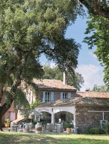 Château des Bertrands - bastide_exterieur