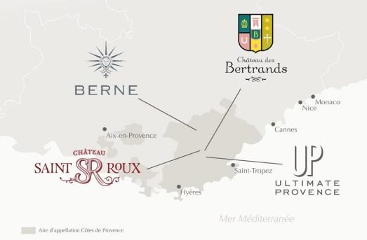 Château_des_Bertrands - 4 domaines Provence