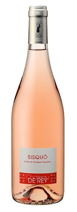 Rosés de l'été -Sisquo Rosé