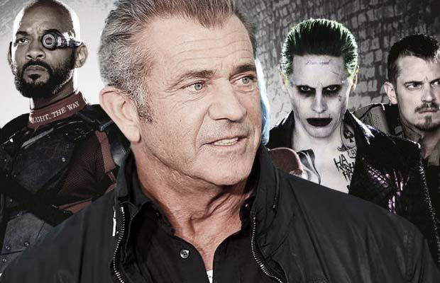 ¿'Escuadrón Suicida 2′ dirigida por Mel Gibson?