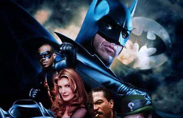 Así pudo ser 'Batman 3' de Tim Burton