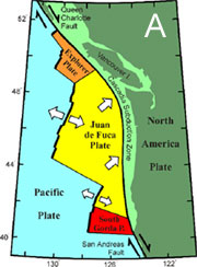 THE BIG ONE UNDERSTANDING WHY THE BIG EARTHQUAKE IS PREDICTED FOR - West coast fault lines