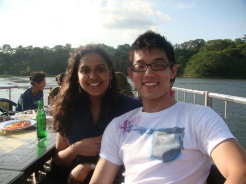 Nidhi and Koon Peng