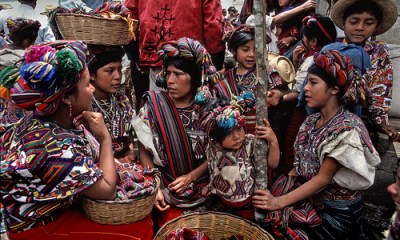 Market Day in Nebaj Guatemala