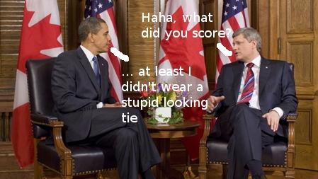 obama harper