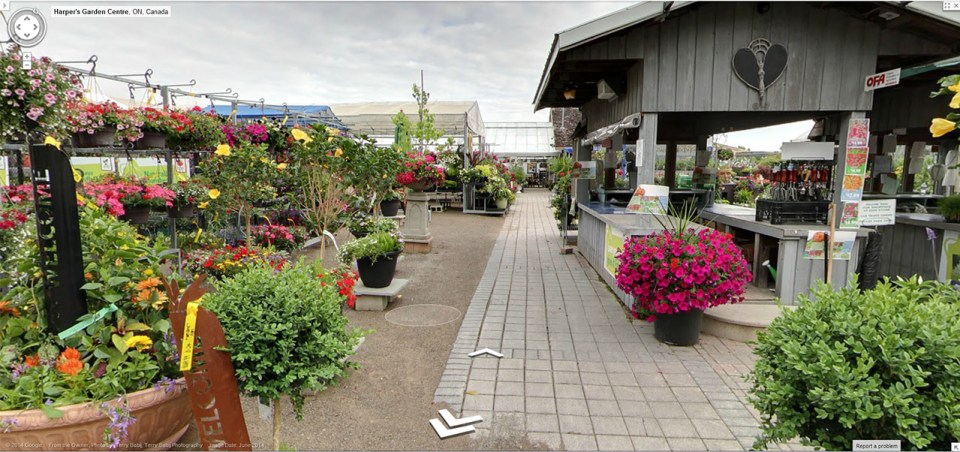 Harpers Garden Centre