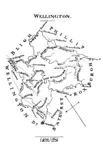 Wellington County 1848
