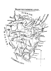 Northumberland County 1848
