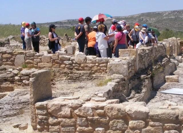 Parque arqueológico Tolmo de Minateda