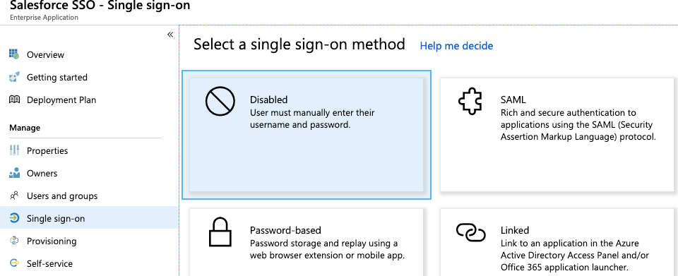 Active Directory - Single Sign On