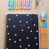 Agenda Charuca 2018: cómo me organizo