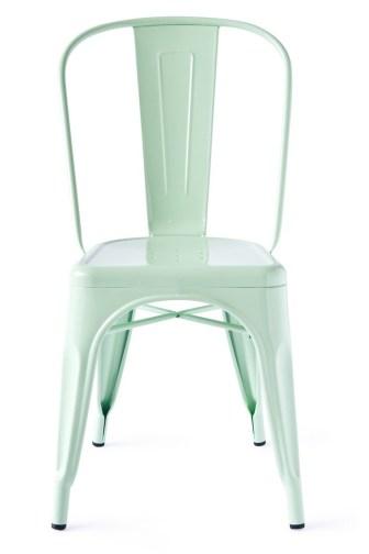 sillas de diseño tolix verde menta
