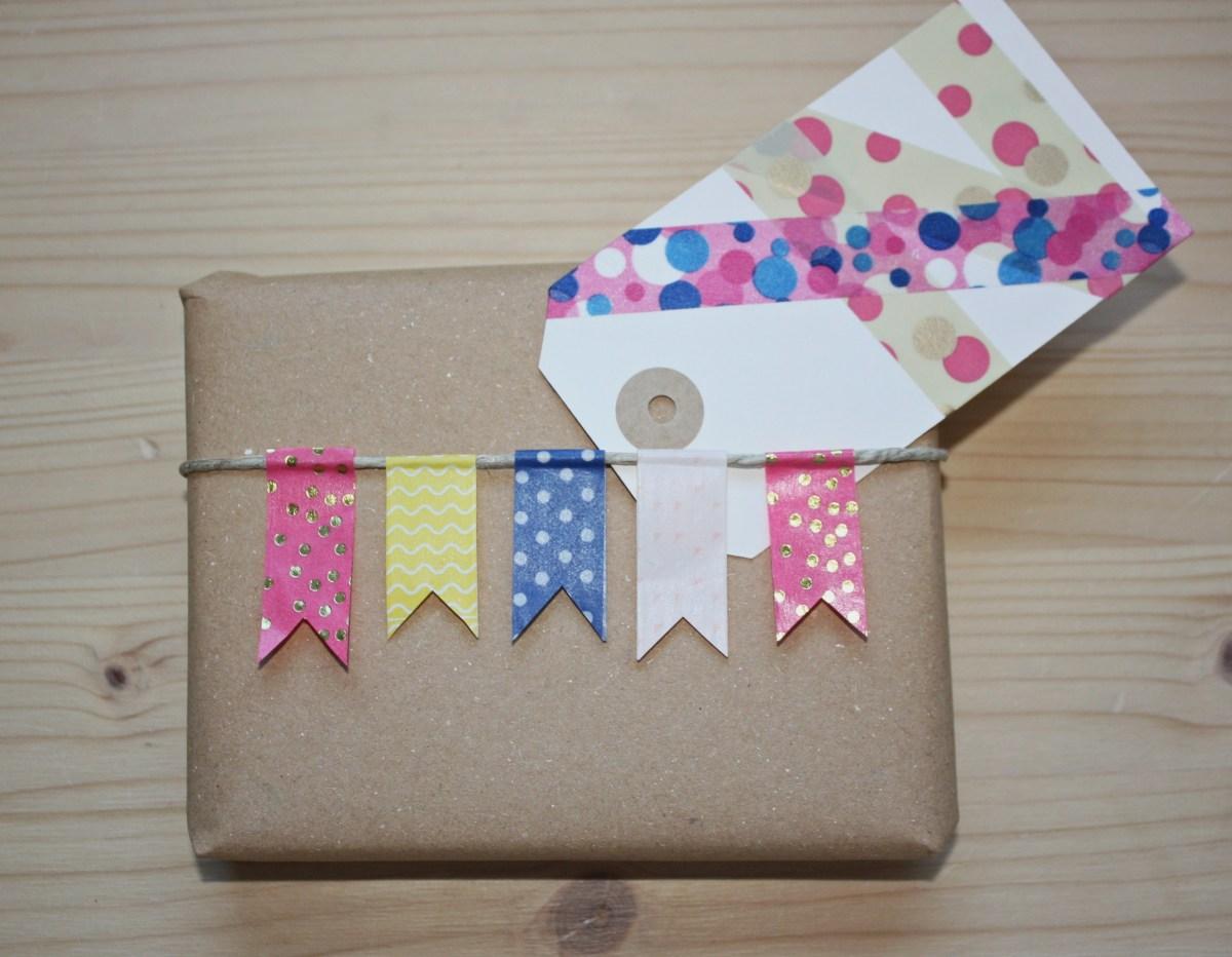 Washitape: 7 bonitas ideas para crear sin parar!