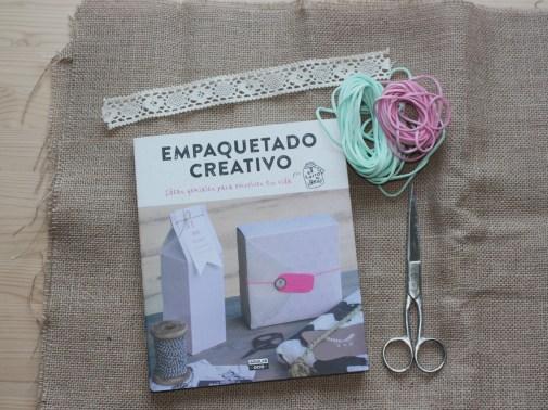 libros crafter empaquetado creativo