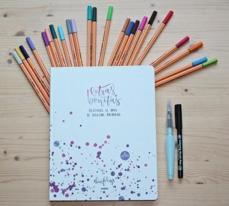 libros crafter letras bonitas