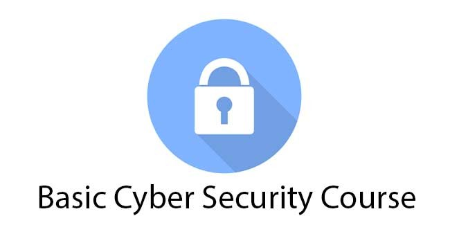 Basic Cyber Training Security