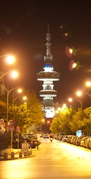 Greece - Thessaloniki - TV Tower