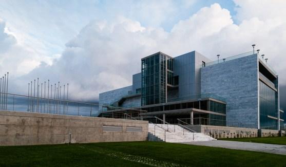 Greece - Thessaloniki - Opera House