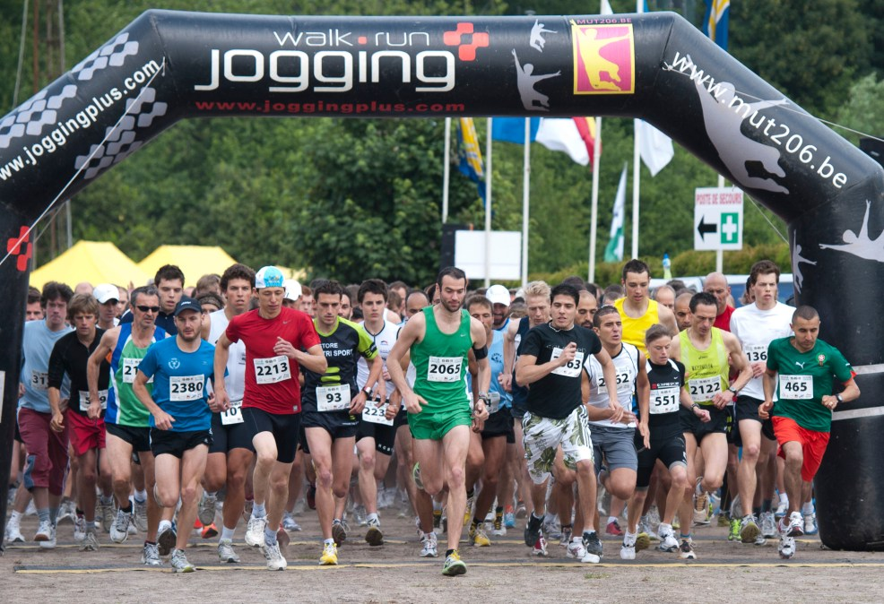 10 km Uccle, Brussels