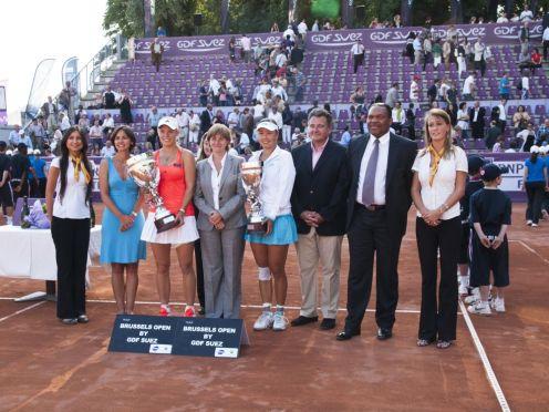 Brussels Open WTA - Finals