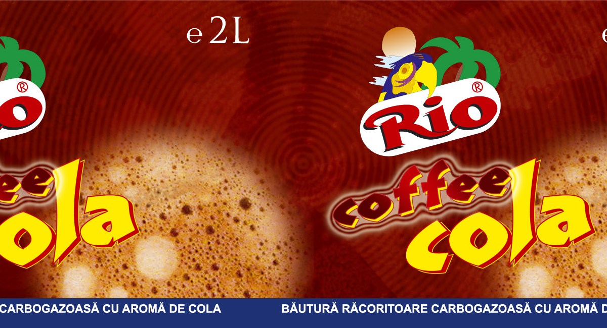 Bucovina - Rio - coffee cola