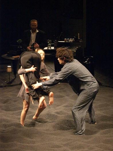 Toma Caragiu Theatre - The Storm