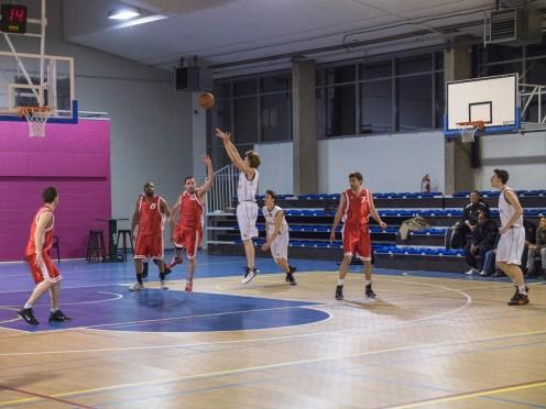 La Capitale - photo - Cristian Samoila, Sport, Basket, Royal Lin