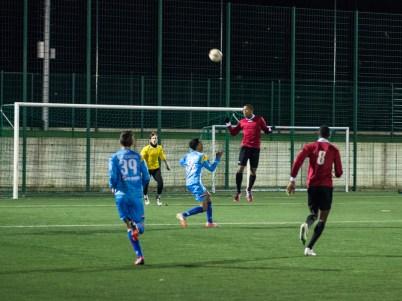 La Capitale - photo - Cristian Samoila, Sport, Football, White Star vs Bleid Molenbeek - match amical, Stade Fallon, Chemin du Struykbeken 2, 1200 Woluwe Saint Lambert