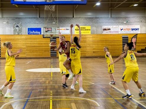 La Capitale - photo - Cristian Samoila, Sport, Basket, Royal Castors Braine vs Declercq Stortbeton Waregem 79-69, Complexe Gaston Reiff, Rue Ernest Laurent 210, 1420 Bralne l'Alleud