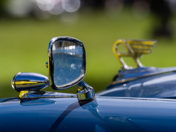 Classic Cars on the Prom