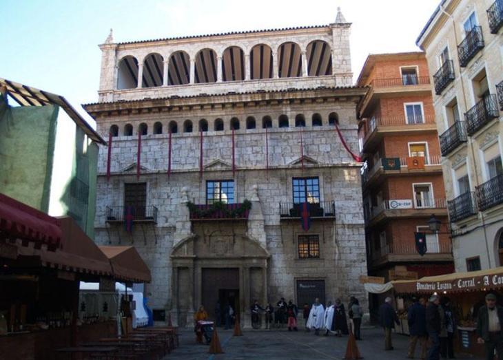 Museo de Teruel - Palacio de la Casa de la Comunidad