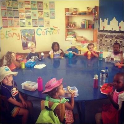 Klaslokaal van Kennedy House School