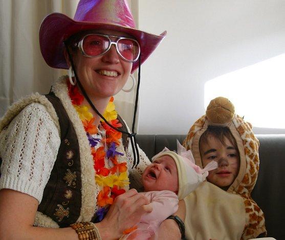 Carnaval met Julian en Lisan