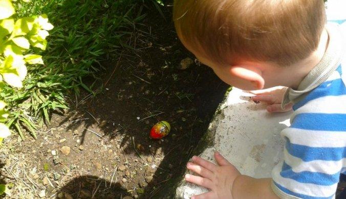 Paaseieren zoeken in arusha