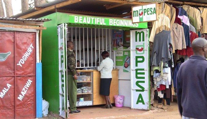 Mpesa Afrika