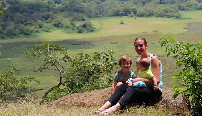 Ngurdoto Craterrand Arusha National Park